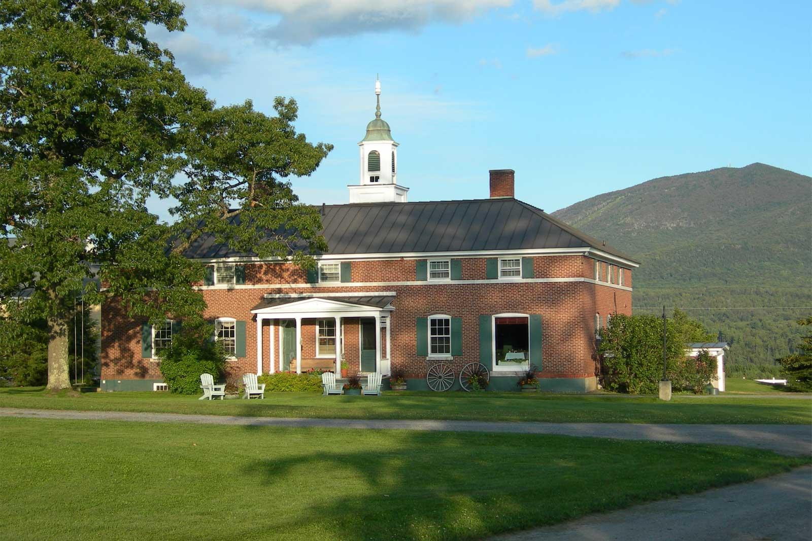 Vermont Barn Weddings Lodging Inn At Mountain View Farm