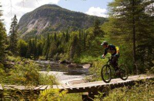 Kingdom Trails Mountain Biking Path